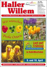 Haller Willem 303 April 2011