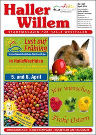 Haller Willem 333 April 2014