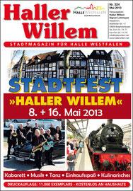 Haller Willem 324 Mai 2013