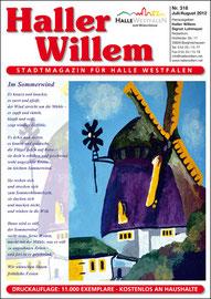 Haller Willem 316 Juli / August 2012