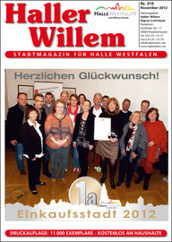 Haller Willem 319 November 2012