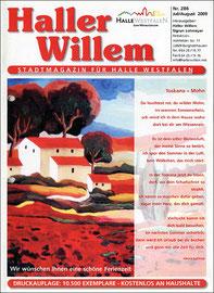 Haller Willem 286 Juli - August 2009