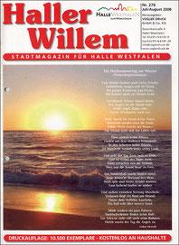 Haller Willem 276 Juli / August 2008