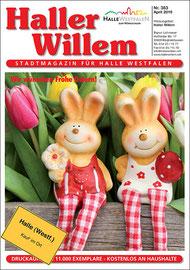 Haller Willem 383 April 2019