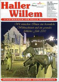 Haller Willem 290 Dezember 2009