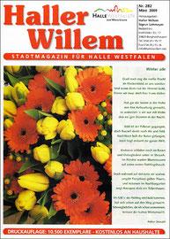 Haller Willem 282 März 2009