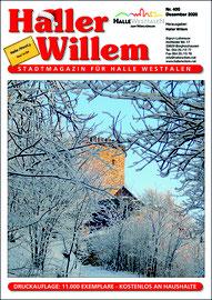 Haller Willem 400 Dezember 2020 - Januar 2021