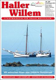 Haller Willem 326 Juli / August 2013