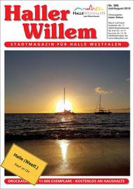Haller Willem 386 Juli August 2019