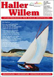 Haller Willem 306 Juli / August 2011