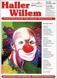 Haller Willem 289 November 2009