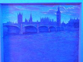 роспись  флуоресцентными красками