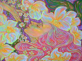 Живопись 7  Аромат жасмина