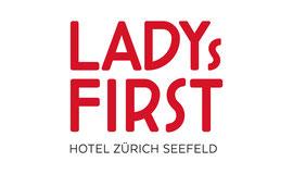 Logo für LADYs FIRST Hotel Zürich Seefeld
