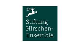 Logo Design für Stiftung Hirschen Ensemble, Zürich