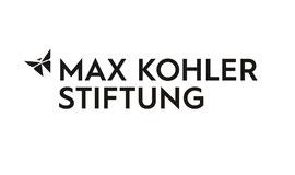Logo Design für Max Kohler Stiftung, Zürich