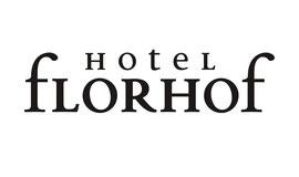 Logo Design für Hotel Florhof, Zürich