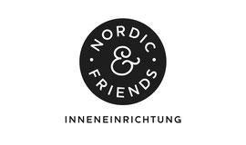 Logo Design für Nordic 6 Friends Inneneinrichtungen, Bern