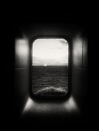 On the boat via Corsica golfe D Ajaccio