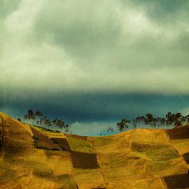 Patchwork in  Equateur /Digital color / Acceptée au Salon international Fiap De Sofia,Edition Limitée  3/20
