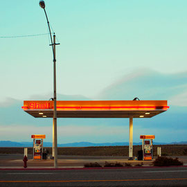 Californie Shell story.Digital Color