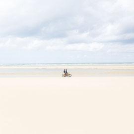 Duo on the beach Digital color Classée première à la coupe deFrance couleur 2019