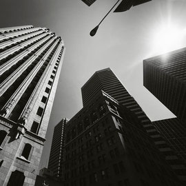 San Francisco photo digital noir et Blanc