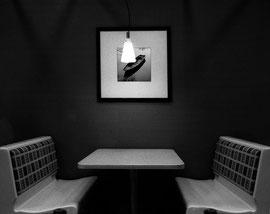 Noir et blanc argentique Leica M6 ,Subway Californie