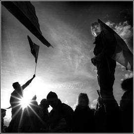 Les Bleus in Paris Photo Primée par diplôme Photo journalisme