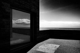 noir et blanc digital , Funchal Madere