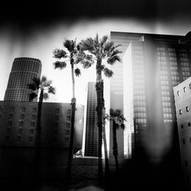 Los Angeles story, montage