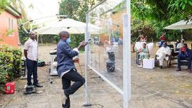 Performance, Joel Mpah Dooh