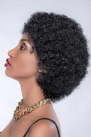 Beauté-cheveux, Valerie Ayena, miss Cameroun 2013, portrait