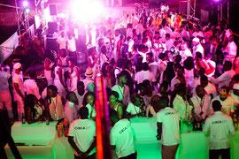 ©studioxldouala, Heineken Blackout boat party