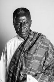 André Siaka, ancien president du GICAM et DG des Brasseries du Cameroun, © Zacharie Ngnogue