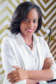 Sophie Aida, Femme d'affaire et présentatrice TV