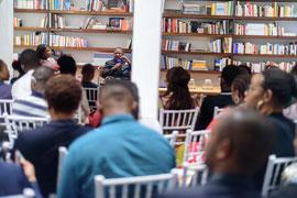 Talk, Salon litteraire