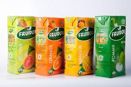 jus de fruits Fruidou de camlait S.A