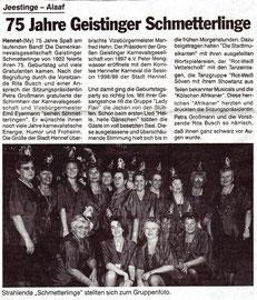 11/1998 Extra Blatt