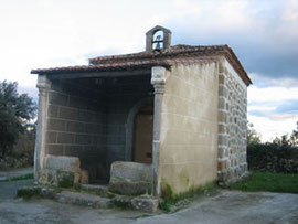 Ermita Cristo de las Angustias.