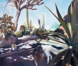 Kaktus II  110 x 130 cm