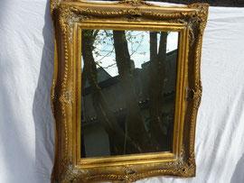 Spiegel mit Barockrahmen