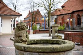 Der Froschbrunnen