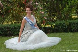 Adeline Gavazzi - Miss Arras 2010 / Elue 3 ème Dauphine