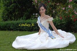 Lindsay Adamski - Miss Valenciennois 2009 Elue 4 ème Dauphine