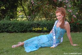 Sophie Martin - Miss Pévèle 2008 - Elue 1 ère Dauphine