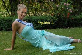 Angéline Lagache - Miss Pays de Béthune 2010 - Elue Miss Nord - Pas de Calais 2010