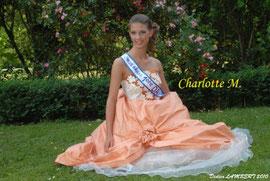 Charlotte Maurer - 1ère Dauphine de Miss Arras 2010 - Elue 2 ème Dauphine
