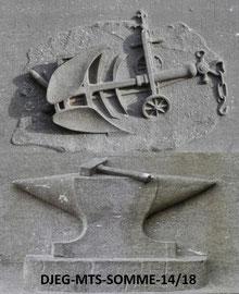 ALBERT (Monument au cimetière)