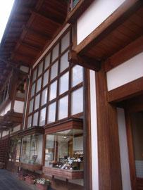 軽井沢にも支店がある竹風堂さんの本店